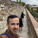 Girona stadsmuur